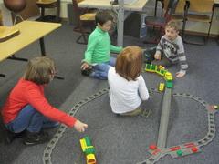 Betreuungsgruppe - Schule von 8 bis 1