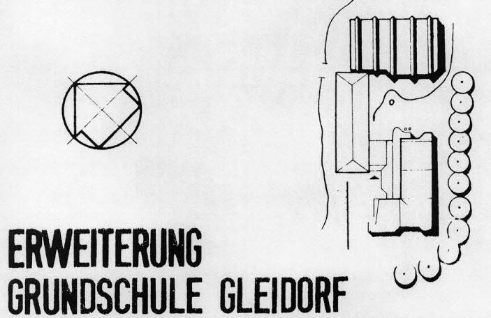 Bauherr: Stadt Schmallenberg; Entwurf: Werkgemeinschaft 66 - Gerber+Partner, Architekten BOA