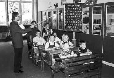 Schulfest am 16.5.1998: Ein Jahrhundert - Schule an der Krichstrasse